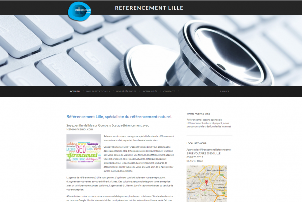 referencementlille